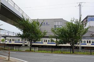 JR陣原駅